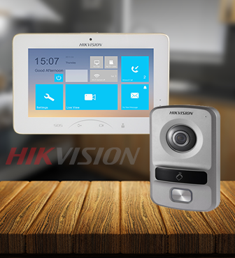 Intercom-Huis-Hikvision