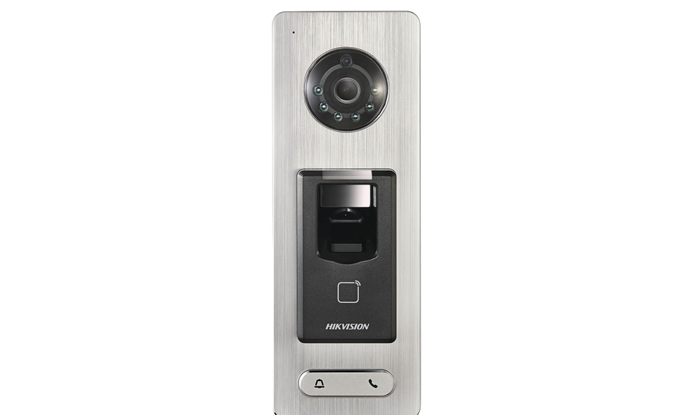 Standalone all-in one access/intercom met MiFare, DS-K1T501SF hikvision intercom