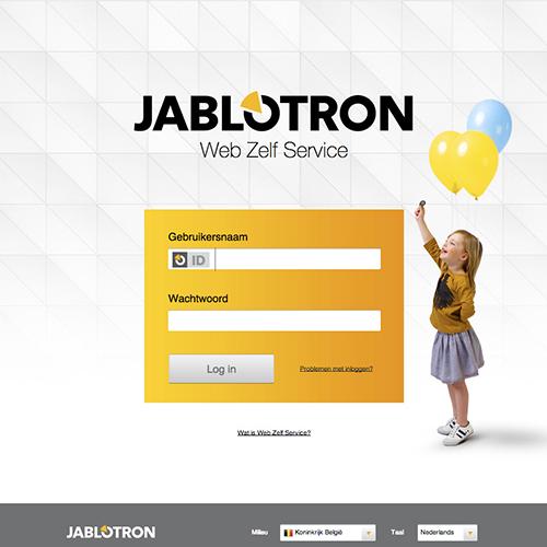 jablotron-web-zelf-service
