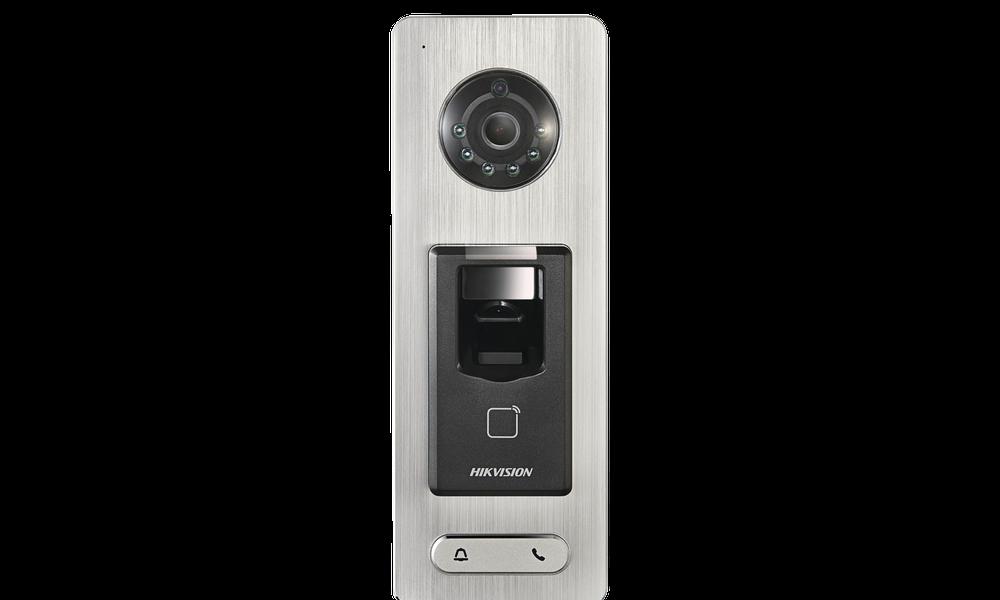 Standalone all-in one access/intercom met MiFare, DS-K1T501SF hikvision intercom