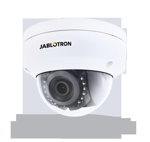 JI-111C IP Binnen-/buitencamera 2MP - DOME | Jablotron