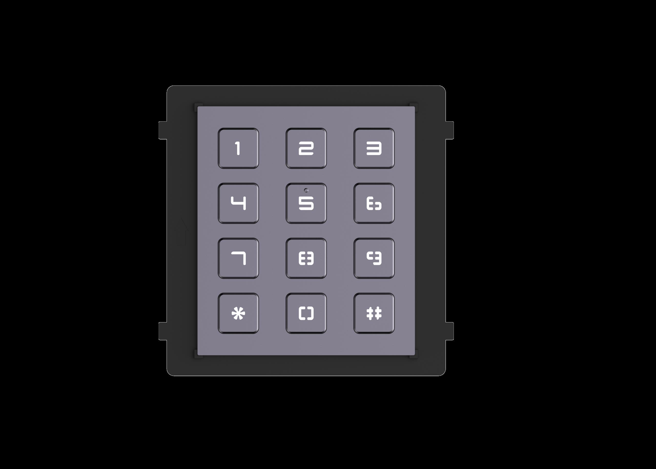 DS-KD-KP_Keypad Module(2)